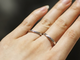 「結婚指輪 樹氷」の画像検索結果